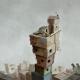 Long métrage The Tower de Mats Grorud en cours de production, musique orginale de Nathanaël Bergèse