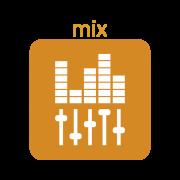 mix et creer musique originale